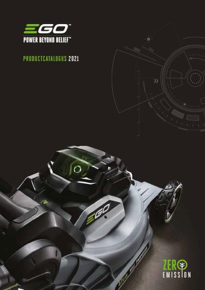 EGO productcatalogus 2021