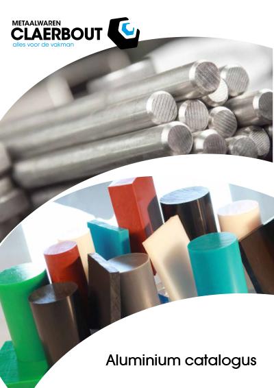 Aluminium catalogus