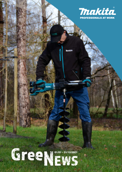 Makita green news 2021