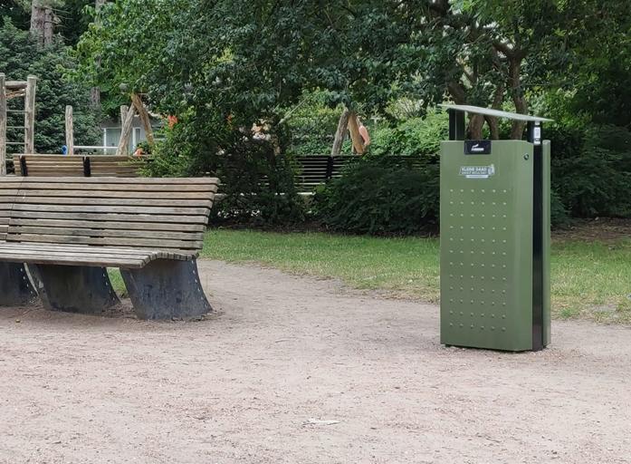 Claerbout geeft stad Gent een nieuw uitzicht