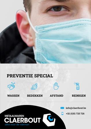 Covid preventie