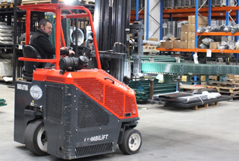 Logistiek bediende / magazijnmedewerker (m/v)